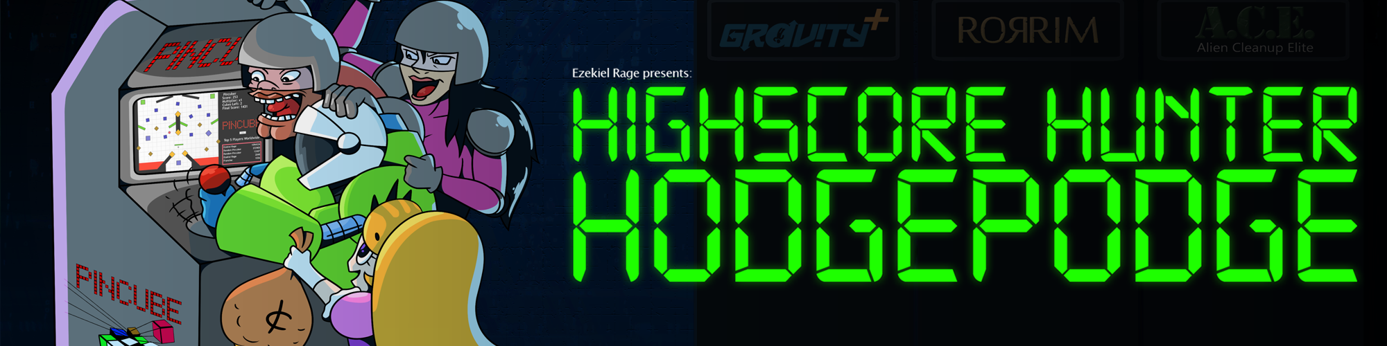 Highscore Hunter Hodgepodge