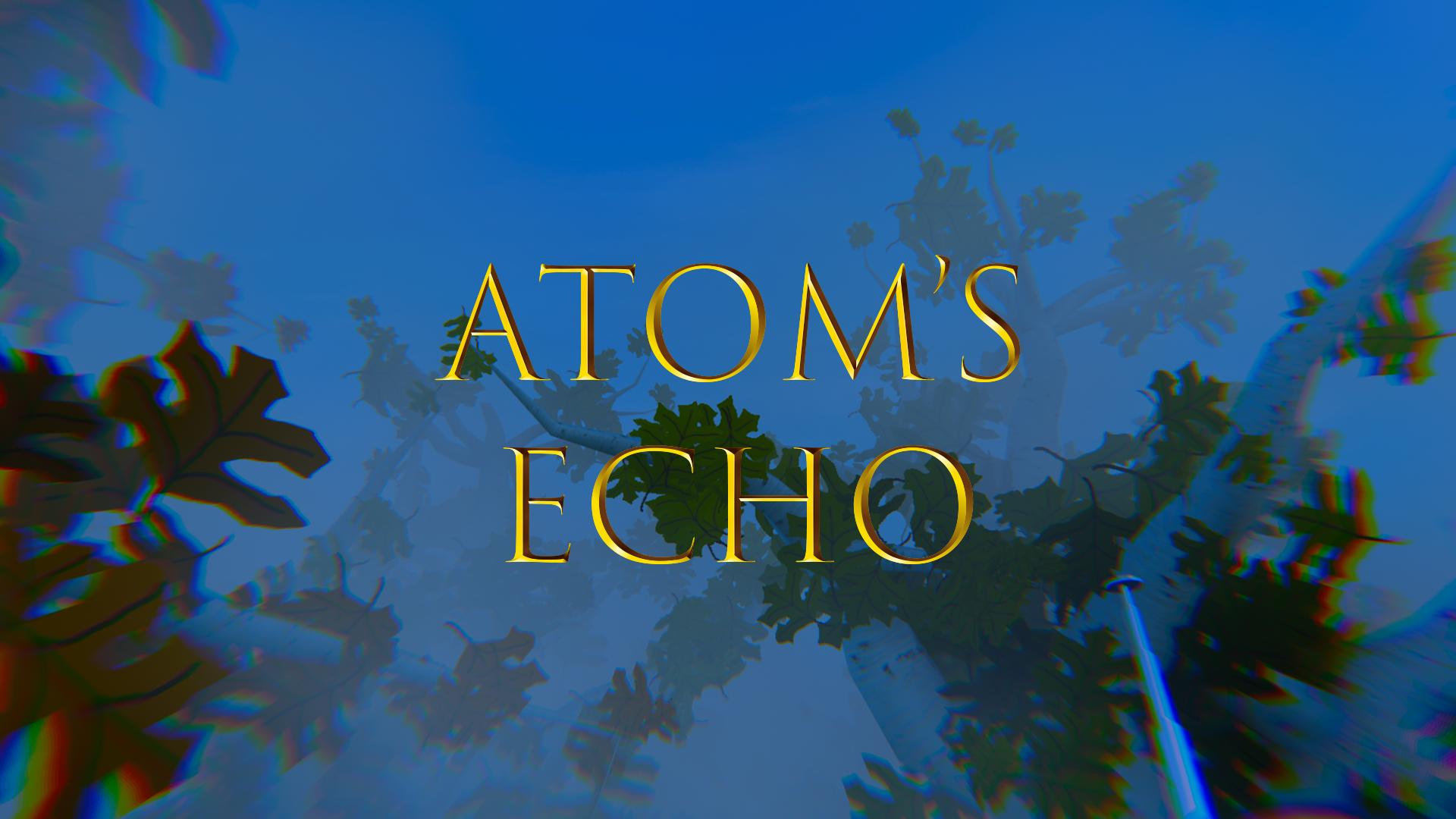 Atom's Echo
