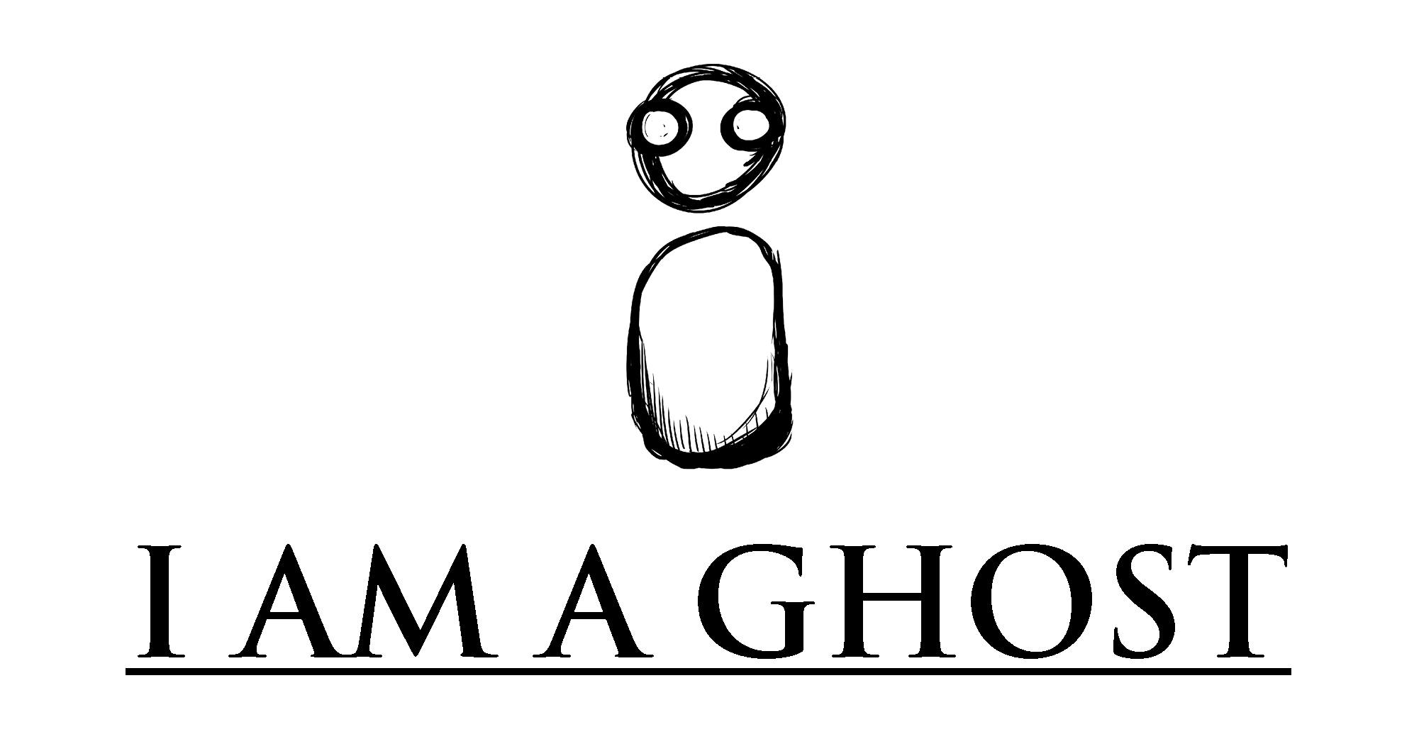 I AM A GHOST
