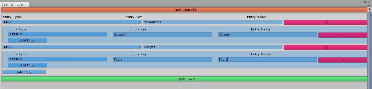 Project Setup Tool
