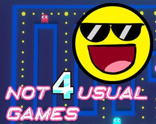 "Not 4 Usual Games   非""常""四作 [Free] [Educational] [Windows] [macOS]"