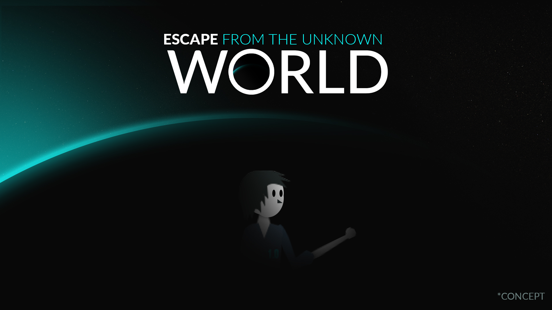 Trapped In The Unknown World