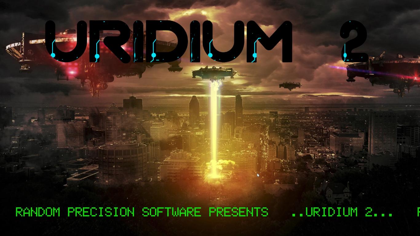 Uridium 2