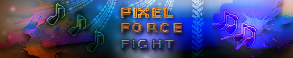Pixel Force Fight