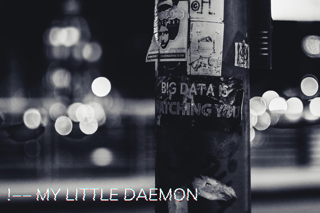 My Little Daemon