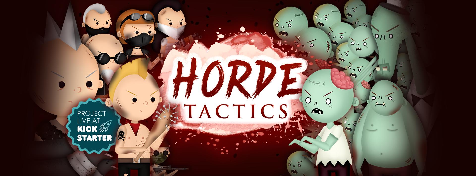 Horde Tactics Online