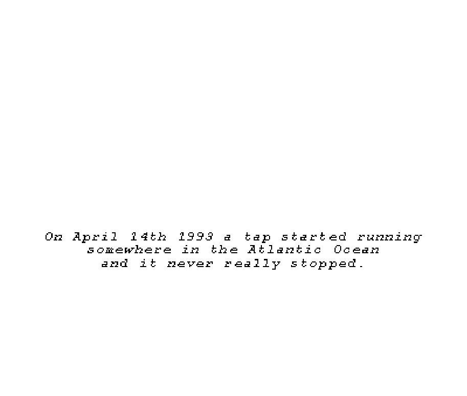 The Things We Lost In The Flood