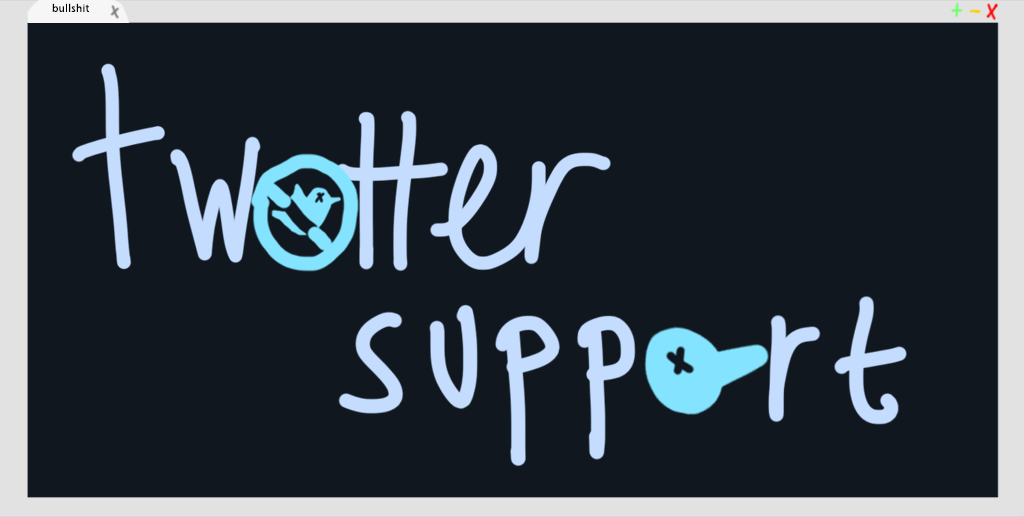 twotter support
