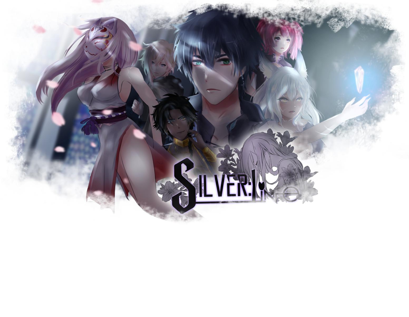 Silver:Line - On Kickstarter