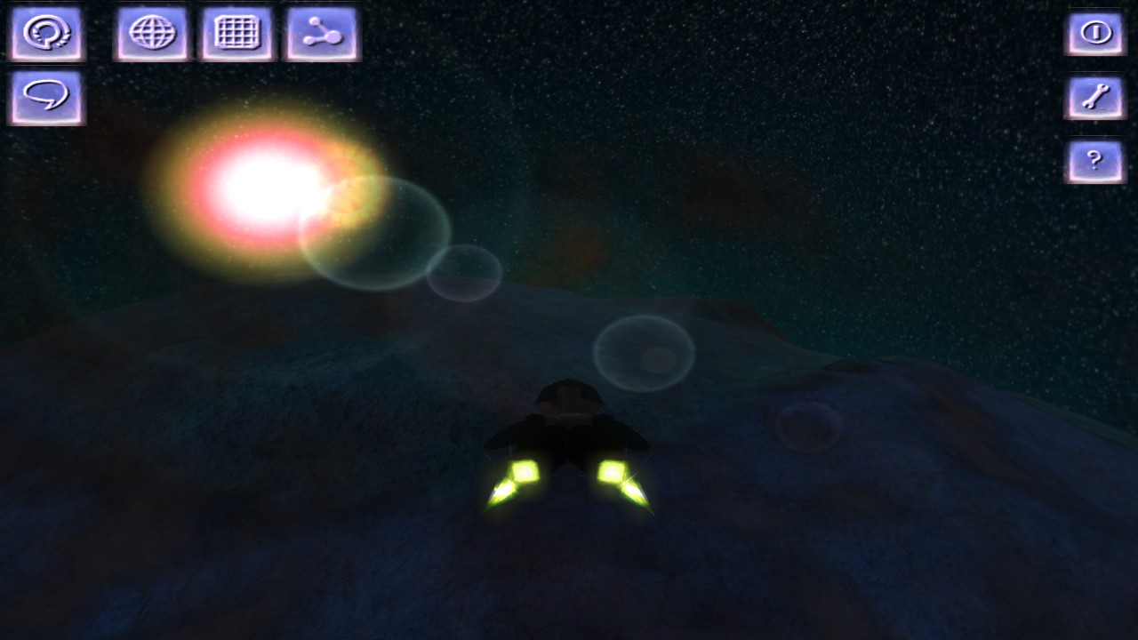 OpenGL 1 2 => 3 3 Hmm - Venture the Void by Kitty Lambda Games