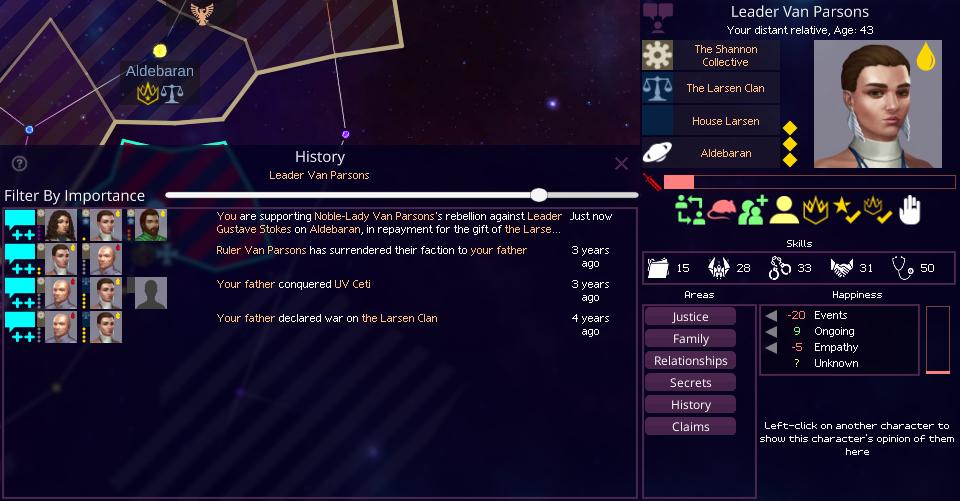 Star Dynasties – Crusader Kings In Space | Visiting this website