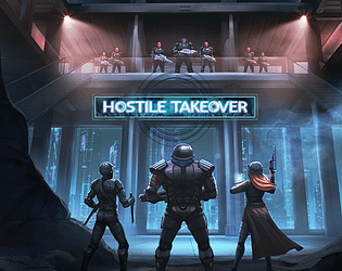 Hostile Takeover [Free] [Strategy] [Windows]