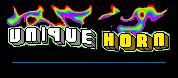 Unique Horn