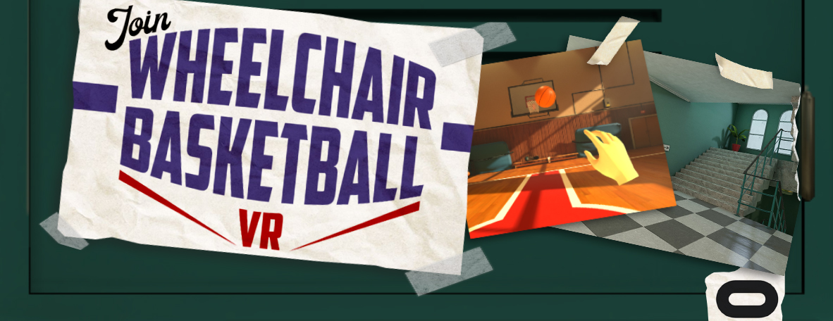 Wheelchair Basketball VR