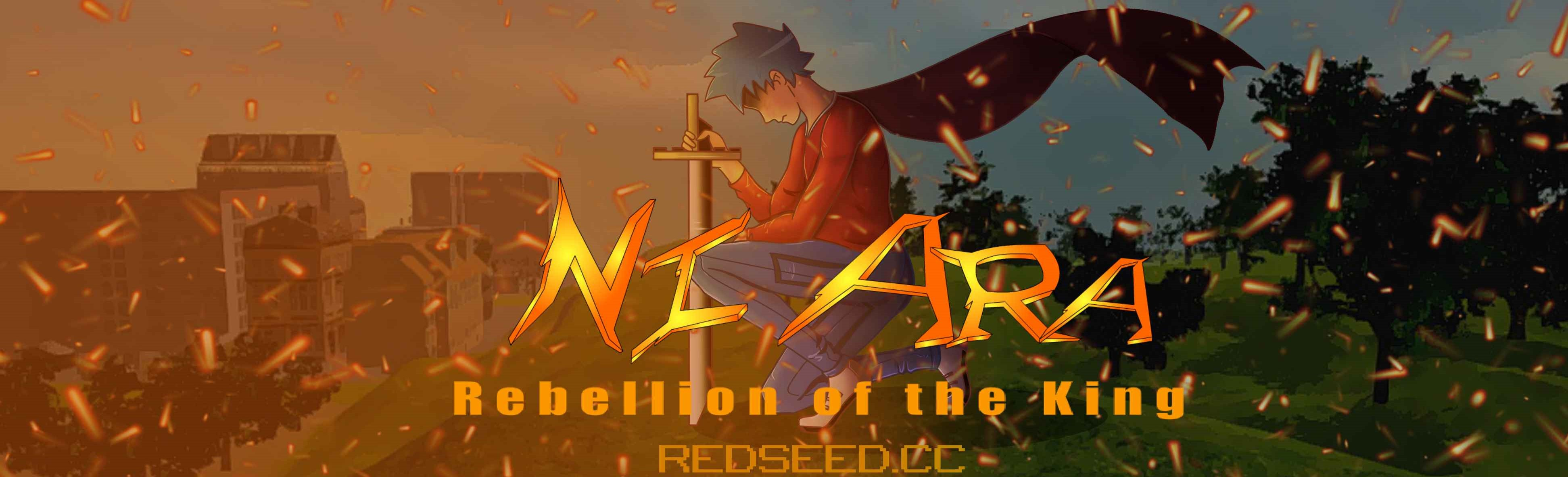 Niara: Rebellion Of the King Visual Novel RPG
