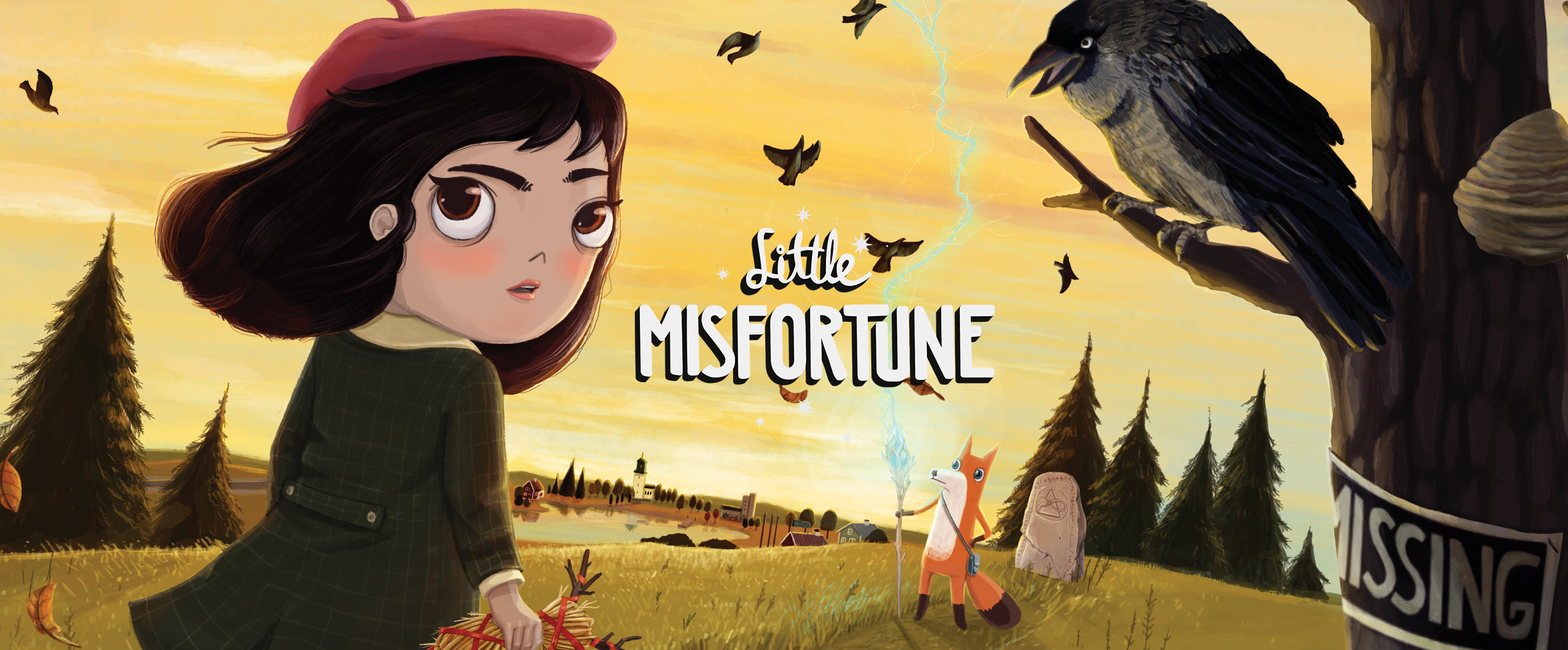 Little Misfortune Demo