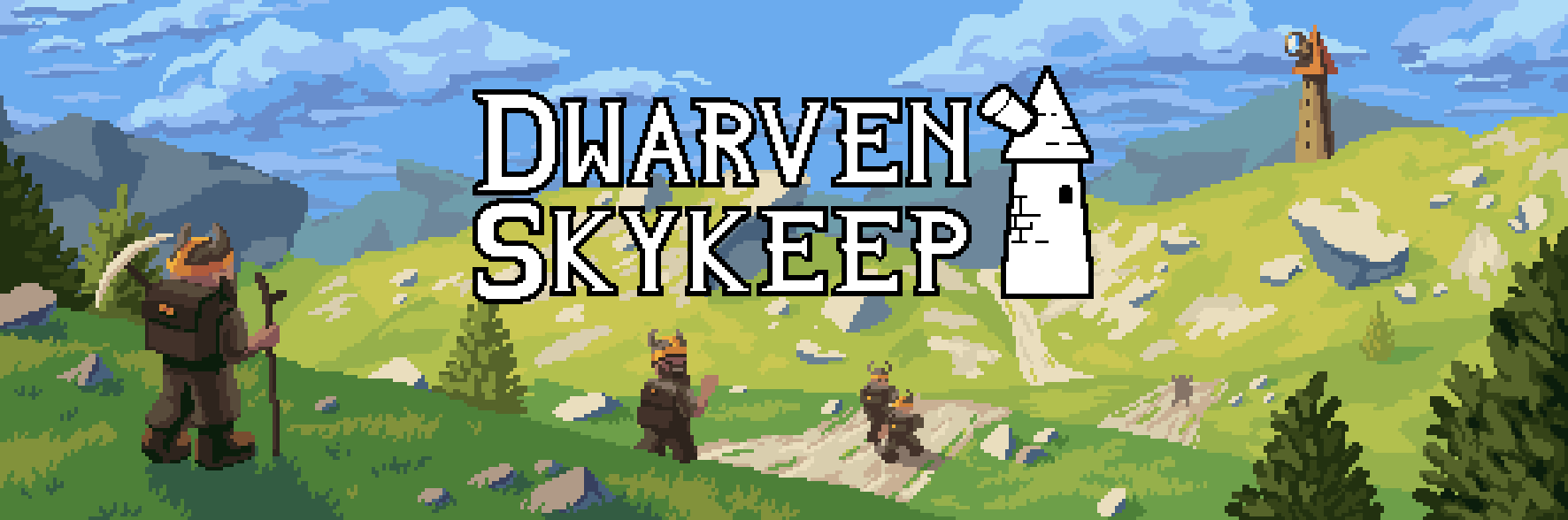 Dwarven Skykeep