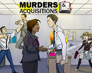 Murders & Acquisitions