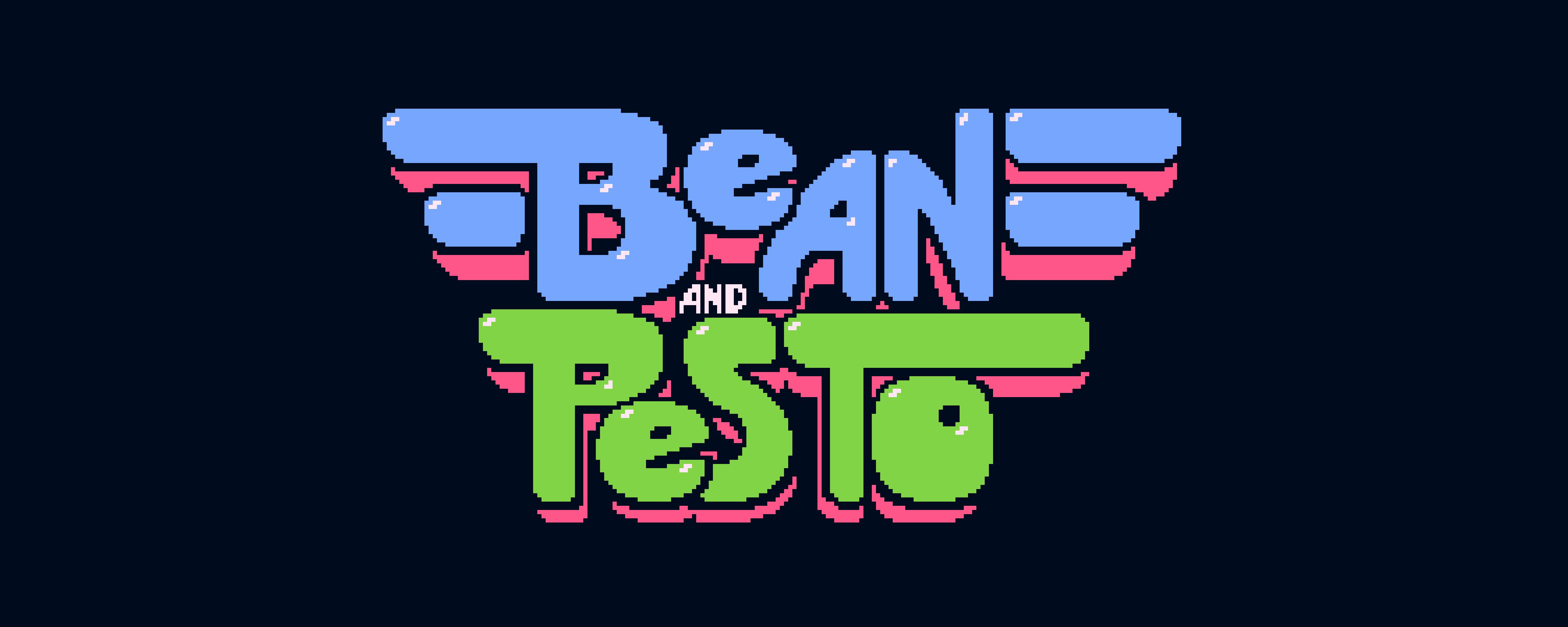 Bean & Pesto