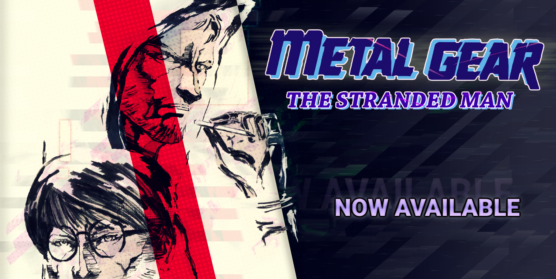 METAL GEAR: The Stranded Man