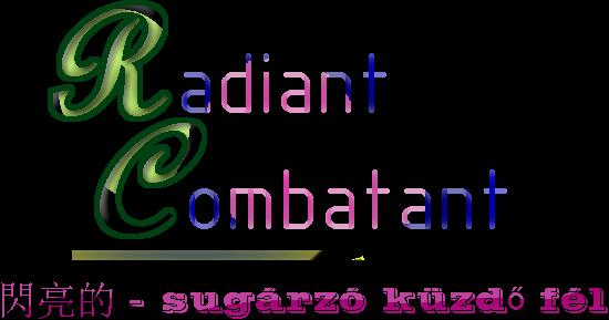 Radiant Combatant #6