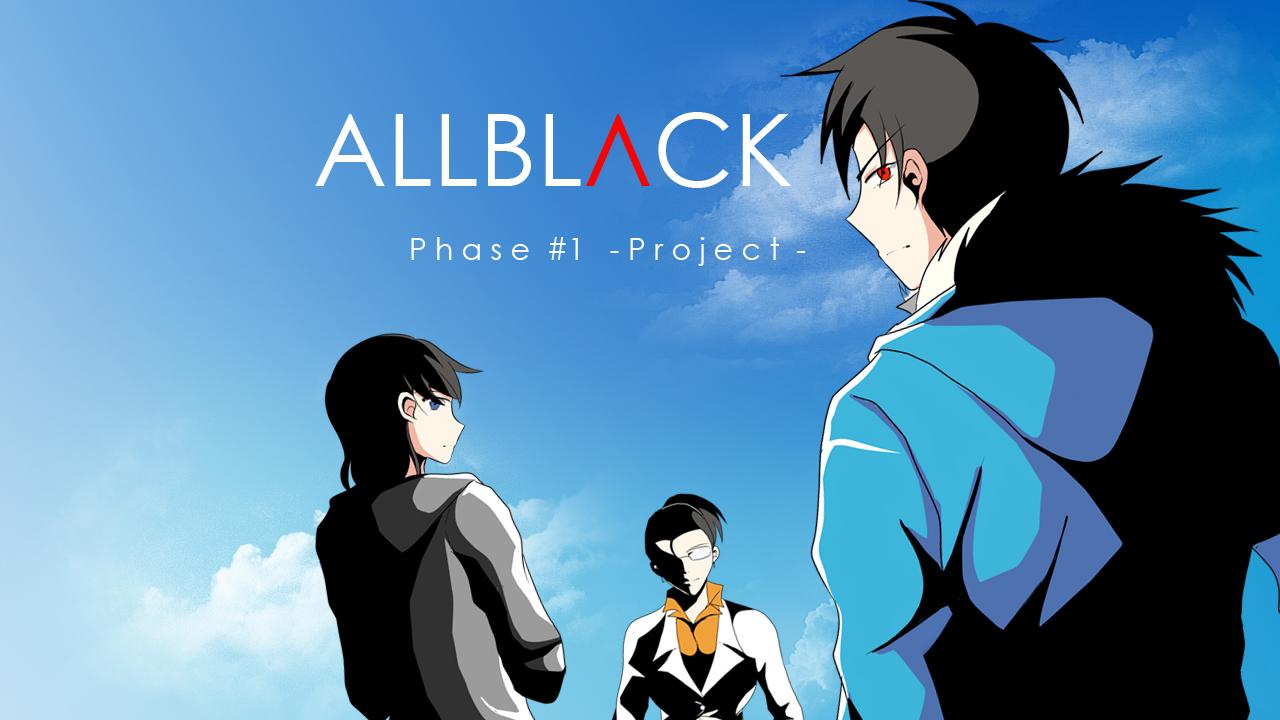ALLBLACK Ch.1