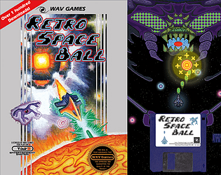 Retro Space Ball [Free] [Shooter] [Windows] [Android]