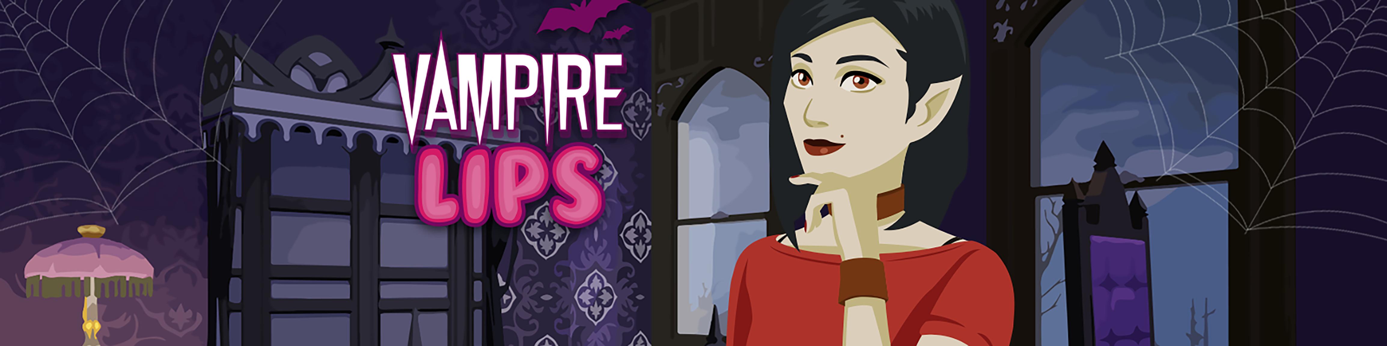 Vampire Lips (18+ Adult Visual Novel)