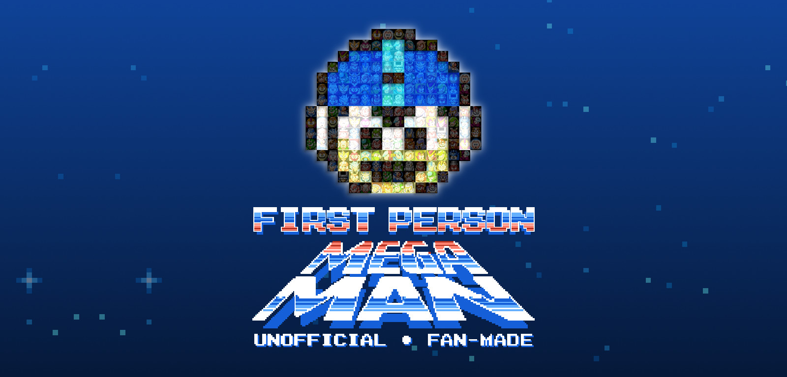 First Person Megaman