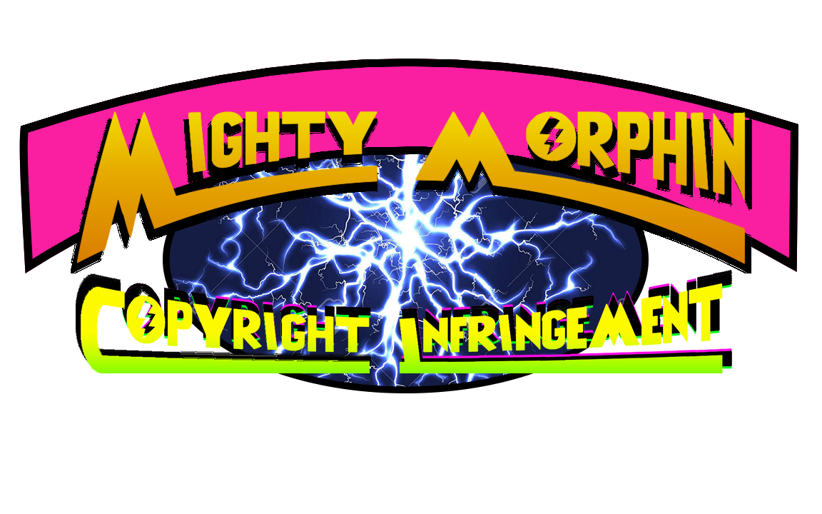 Mighty Morphin Copyright Infringement!
