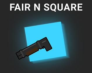 Fair n Square [Free] [Shooter] [Windows] [macOS] [Linux]