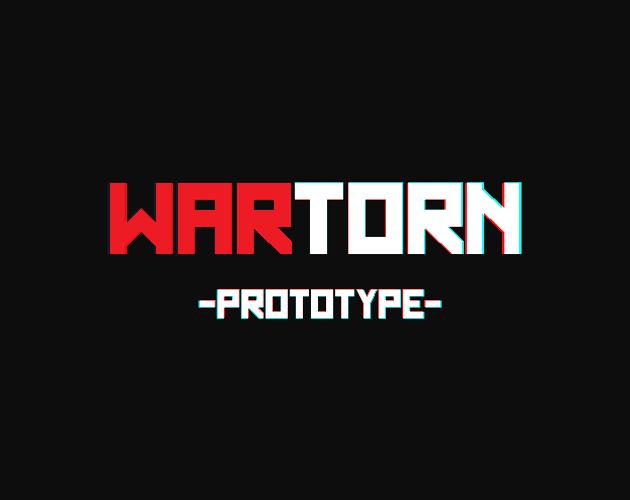 Wartorn - Prototype