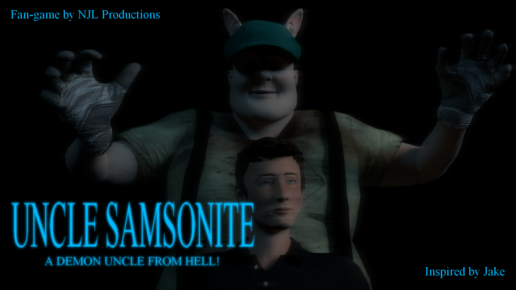 UNCLE SAMSONITE: A DEMON UNCLE FROM HELL!
