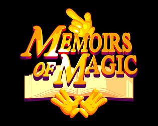 Memoirs of Magic [Free] [Shooter] [Windows] [macOS] [Linux]