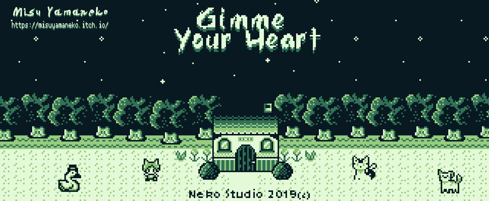 Gimme your heart