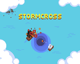 StormCross: Save your colony from a deadly disease!
