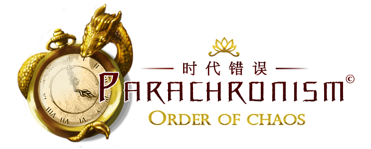 Parachronism: Orde of Chaos Logo