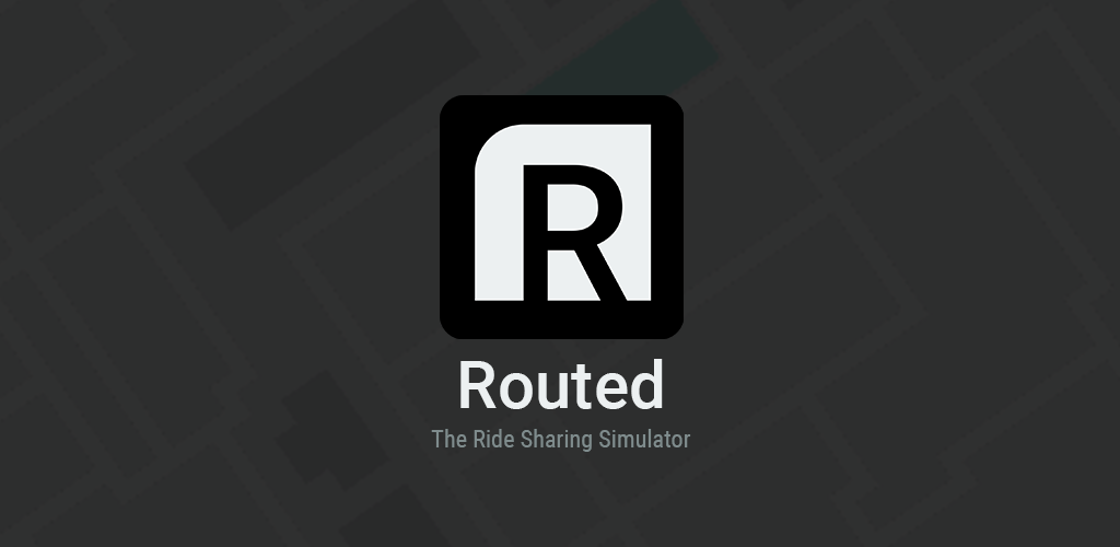 Routed: Ride Share Sim