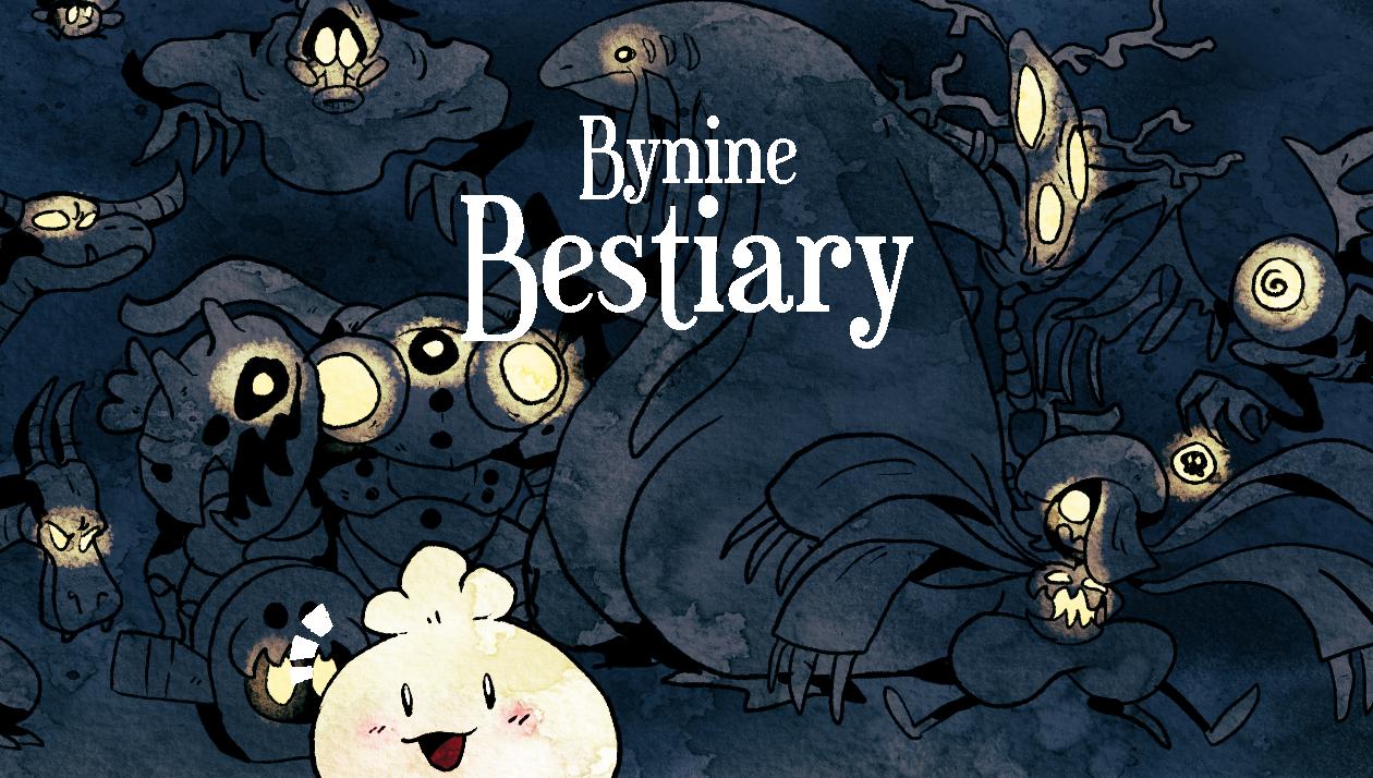 Bynine Bestiary