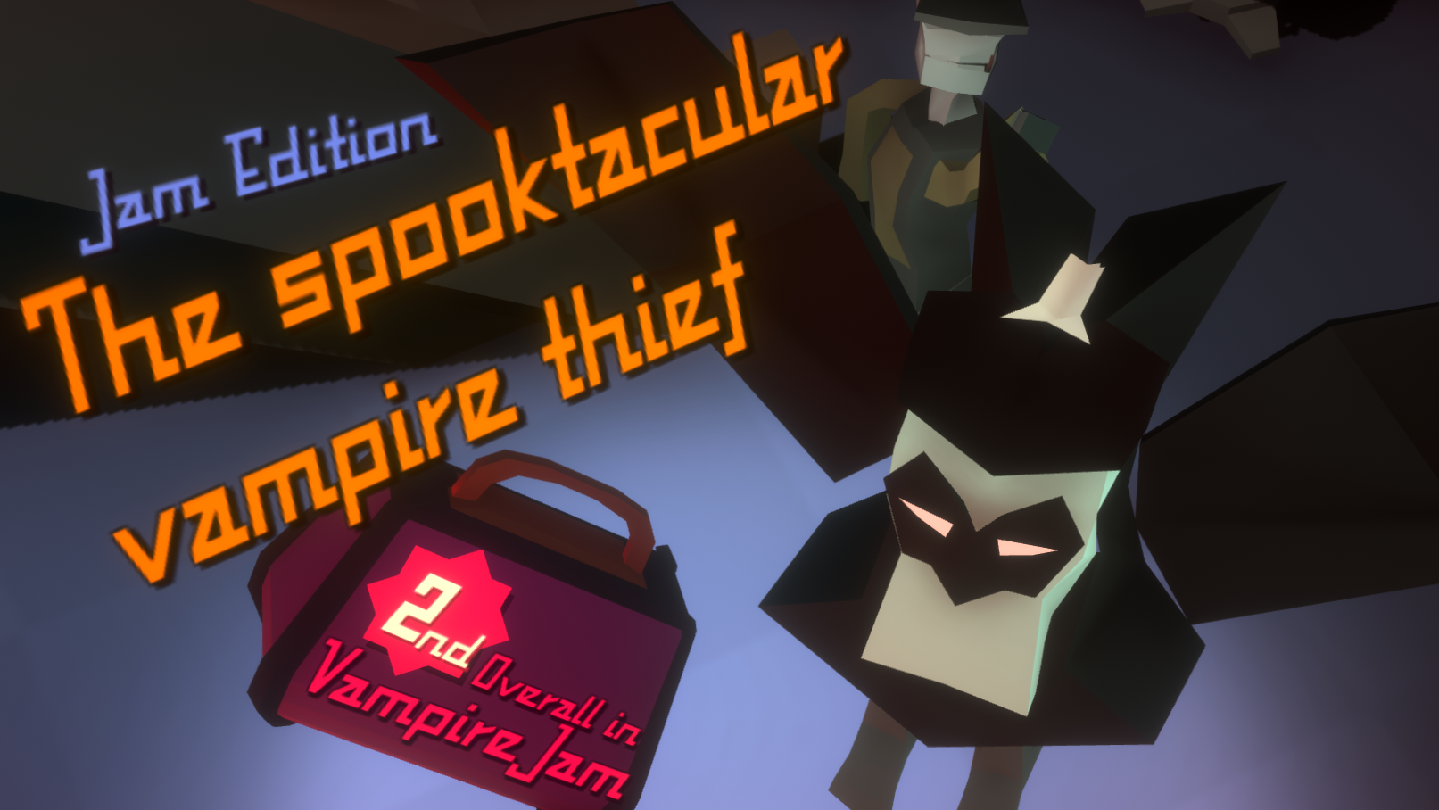 The Spooktacular Vampire Thief