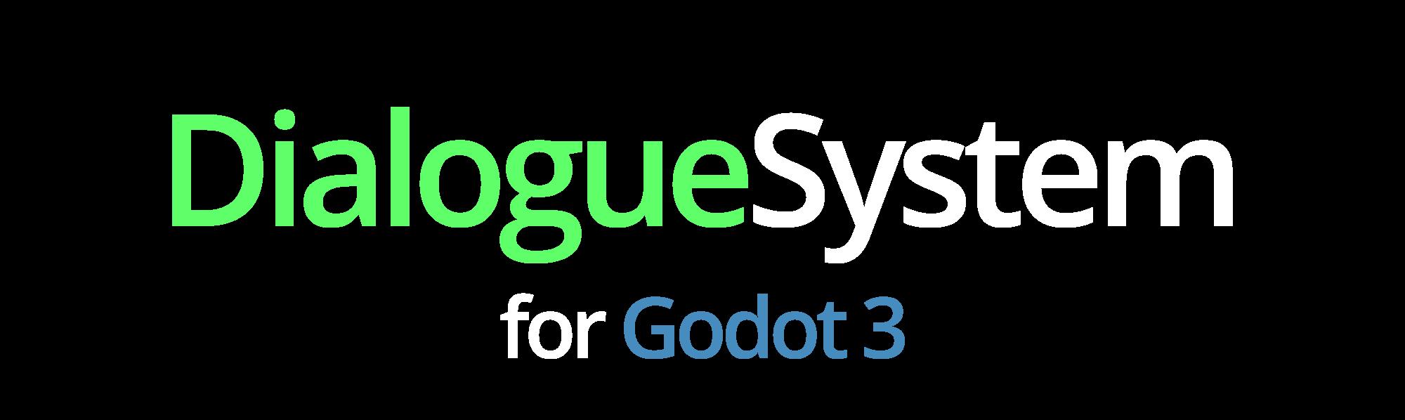 Godot 3 Dialogue System