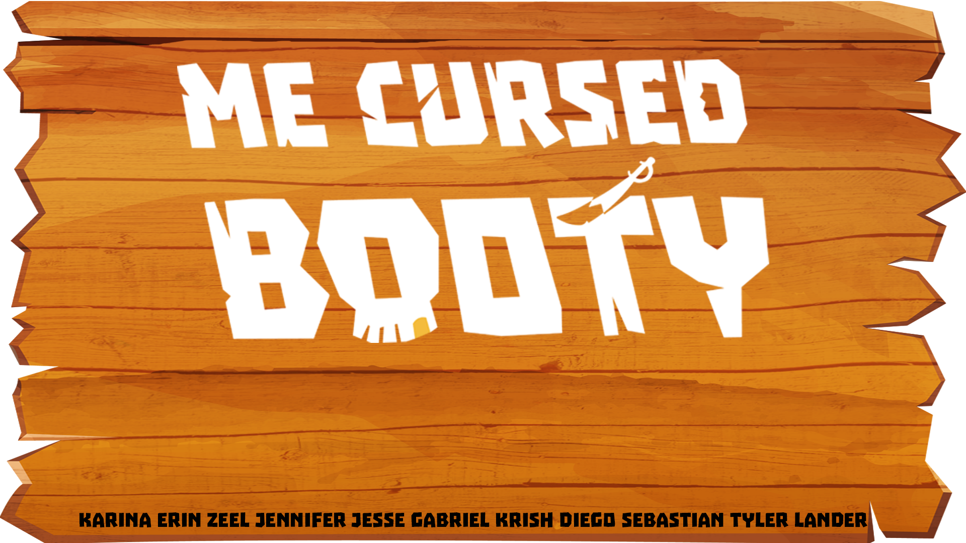 Me Cursed Booty