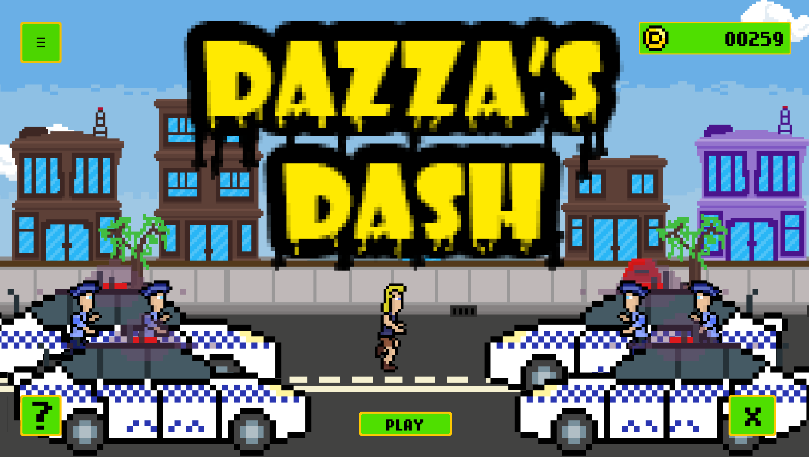 Dazza's Dash