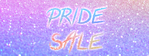 Pride Sale 2019