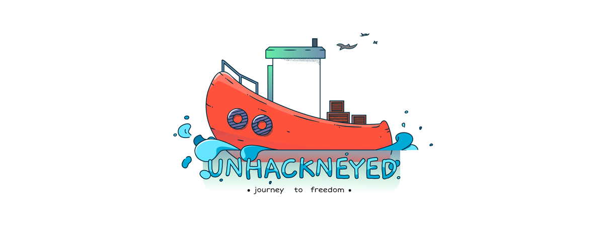 Unhackneyed ~Journey to Freedom ~