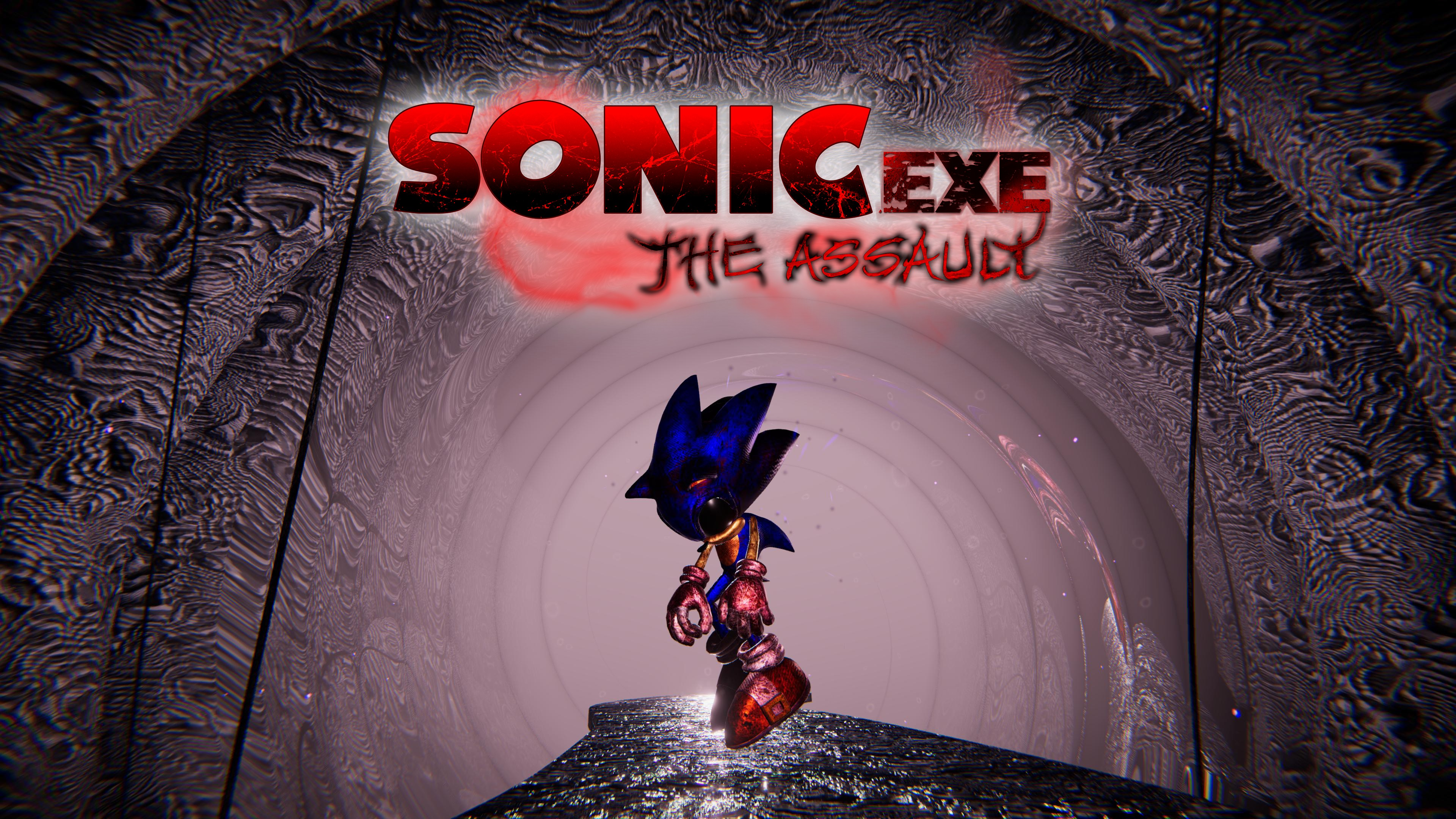 Sonic.EXE: The Assault