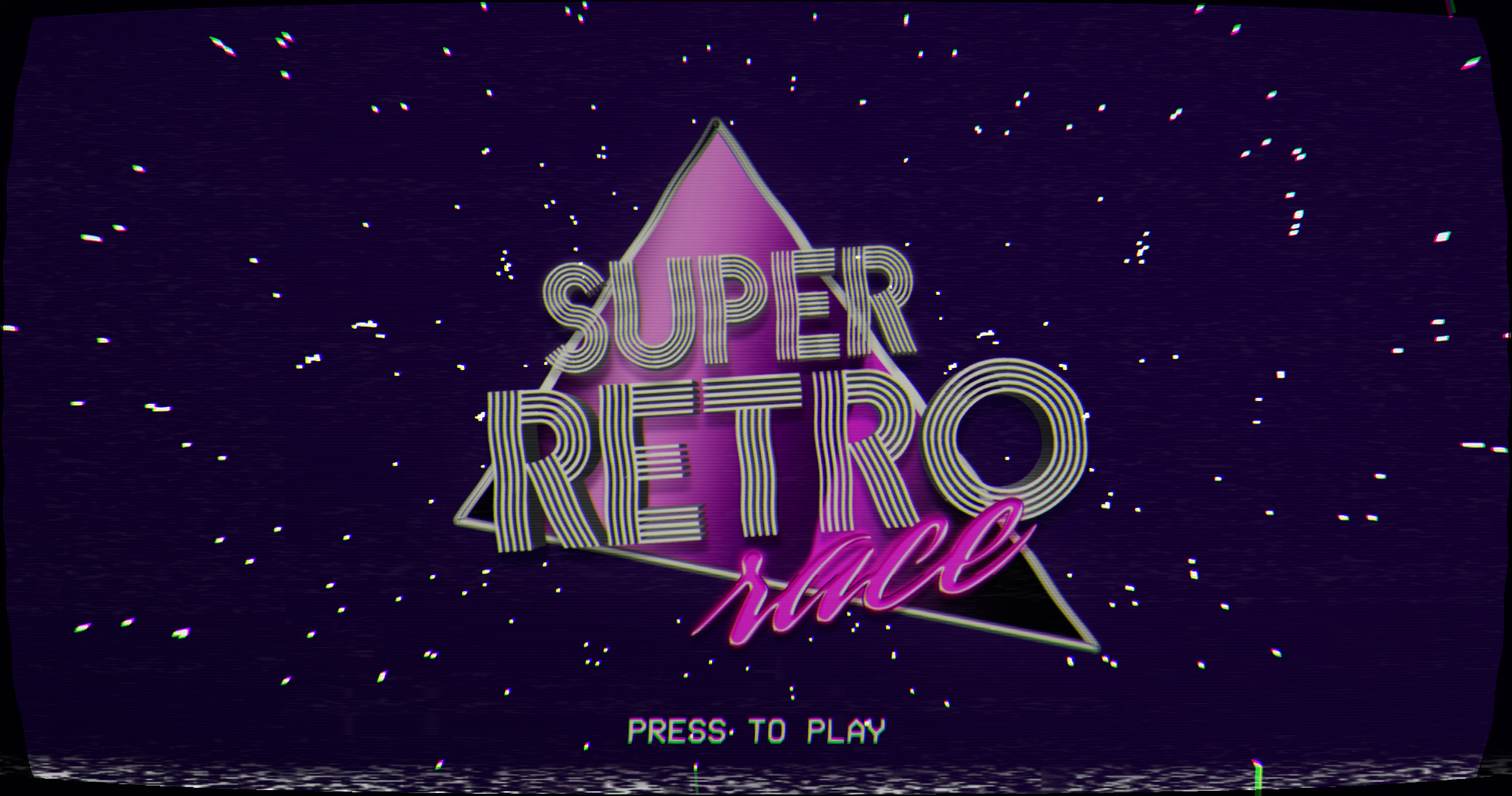 Super Retro Race