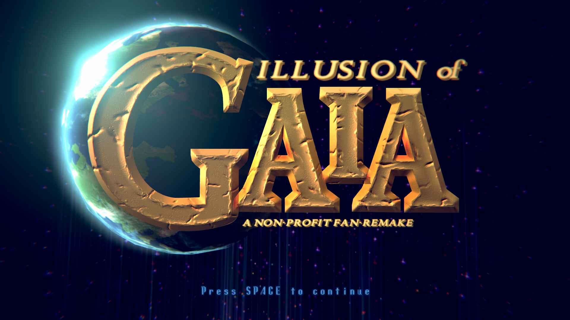 Illusion Of Gaia : remake