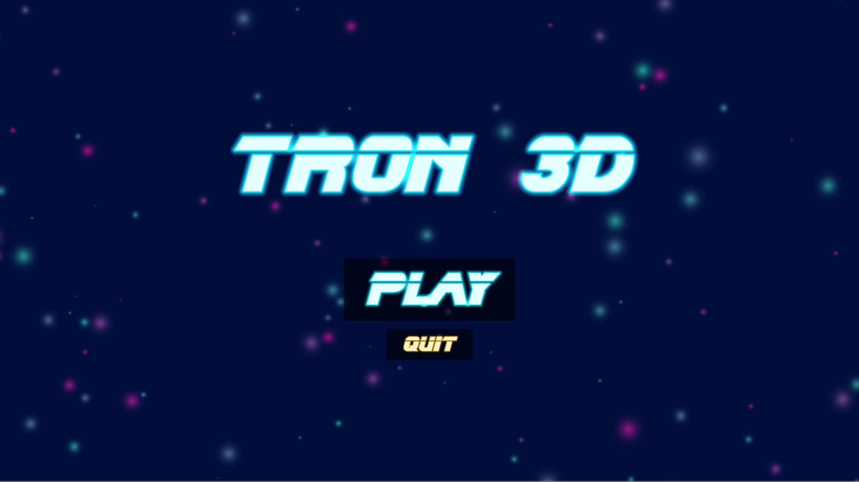 Tron Like 3D