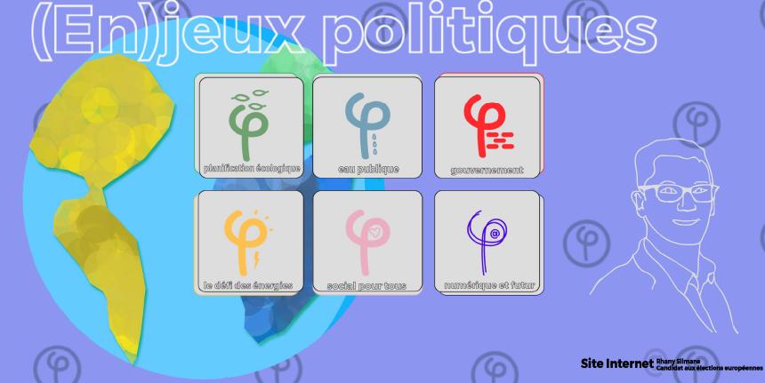 En(jeux) Politiques - Political issues